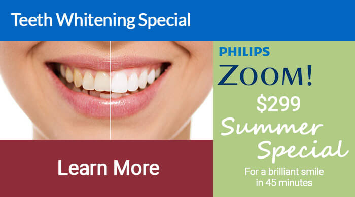 Austin Zoom Whitening Summer Special for $299